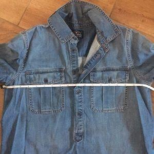 Lucky Brand Dresses - EUC lucky brand denim dress. Worn 3 times.